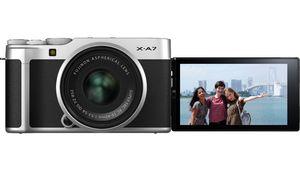 L'hybride Fujifilm X-A7 s'équipe d'un nouvel autofocus et d'un écran entièrement orientable