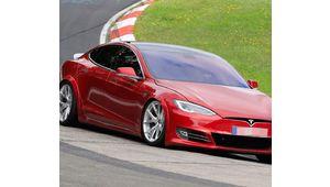 Tesla confirme avoir battu le record de la Porsche Taycan Turbo établi sur le Nürburgring