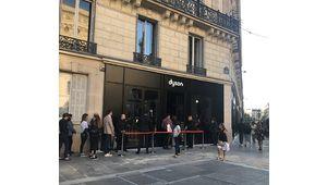 VIDÉO- Dyson inaugure sa nouvelle boutique en France