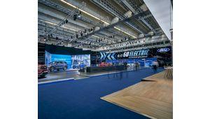 Ford et Volkswagen construiront un second véhicule électrique commun