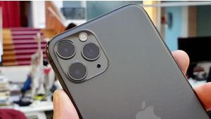 Apple iPhone 11 Pro : que vaut son module photo ultra grand-angle ?