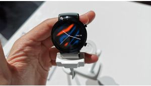 Huawei présente la Watch GT 2 et ses deux semaines d'autonomie