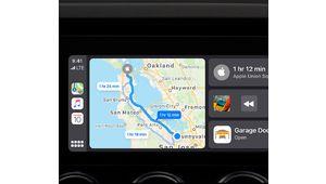 Apple CarPlay : les constructeurs automobiles pas encore prêts au double écran