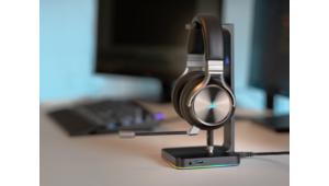 Corsair présente le Virtuoso RGB Wireless, son nouveau casque gaming sans-fil