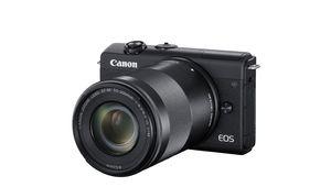 Le Canon EOS M200, hybride au capteur APS-C gagne la 4K et la détection des yeux