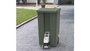 La Rezzi SmartCan veut nous faire oublier la corvée de poubelle