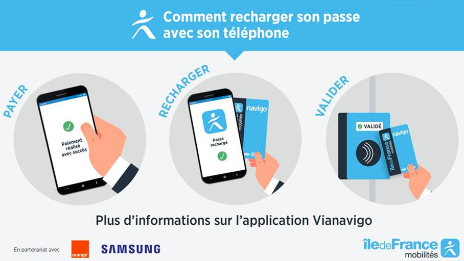 comment recharger sa carte navigo ViaNavigo : comment acheter un ticket ou recharger le passe Navigo
