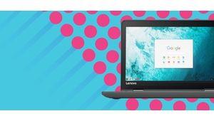 Google offre 3 années de vie supplémentaires à quelques Chromebooks Lenovo