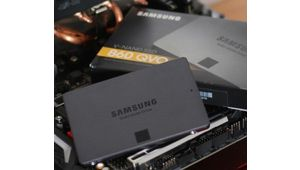 Un SSD SAMSUNG 860 QVO 2 To à 169,90 €