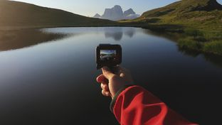 GoPro Hero8 Black : mieux stabilisée, plus fine et avec fixation intégrée