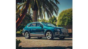 SUV Bentley Bentayga : le luxe de l'hybridation rechargeable
