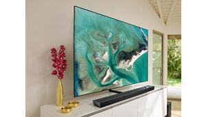 Lecteurs-Testeurs Samsung HW-Q70R : essayez une barre de son Dolby Atmos dans votre salon !