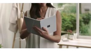Microsoft veut bousculer le marché du PC portable avec sa Surface Neo