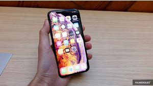 Bon Plan — L'iPhone XS à 849 €