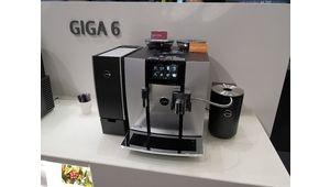 Jura Giga 6, la cafetière avec broyeur vise toujours plus haut