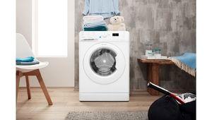 Indesit BWSA61053WSGFR : la gamme de lave-linge Innex accueille un modèle de faible profondeur