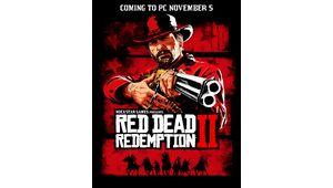 Red Dead Redemption 2 arrivera sur PC le 5 novembre, ainsi que sur Google Stadia