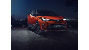 Toyota C-HR restylé : du nouveau sous le capot du SUV hybride