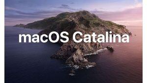 macOS Catalina : Apple publie la mise à jour majeure sur Mac, voici les grandes nouveautés