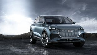Audi Q4 e-tron : le SUV électrique sera produit dans l'usine de la Volkswagen ID.3
