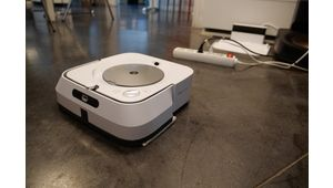 Quand le robot laveur de sol Braava Jet m6 d'iRobot fait sauter les plombs