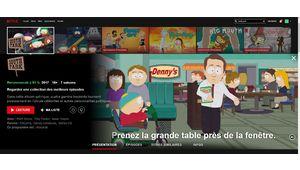 Saisons incomplètes de South Park : quand Netflix foire sa com' sur Twitter