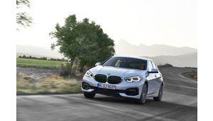 Une BMW Série 1 électrique en 2021 ?