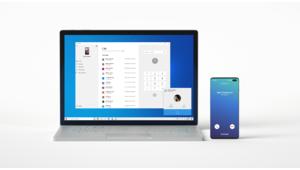 La nouvelle build de Windows 10 permet de passer des appels sans sortir son téléphone