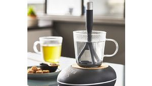 Just My Mug de Seb : le chauffe-tasse par induction Bluetooth se cherche sur Indiegogo