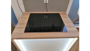 WLB5860AL : Whirlpool toujours convaincu par les assistants de cuisson sur les plaques à induction