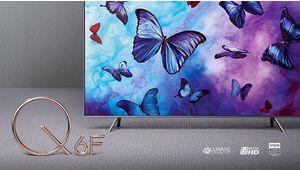 Bon plan – Le retour du téléviseur Samsung QE55Q6F 2018 à 800 €