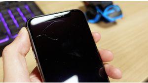 Apple iPhone 11 Pro : un écran qui se raye trop facilement