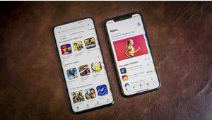 L'App Store d'Apple génère toujours (beaucoup) plus d'argent que le Google Play Store