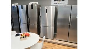 Whirlpool W84BE72X : le réfrigérateur dans les grandes largeurs