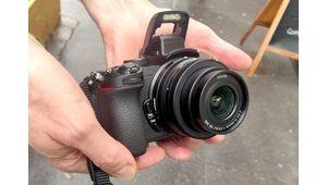 Prise en main de l'hybride Nikon Z50 et première montée ISO