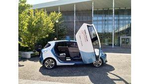 Renault lance son service de Zoé autonomes sur le plateau de Saclay