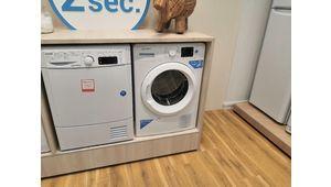 Le sèche-linge Indesit YTM1182XFR mise sur sa pompe à chaleur