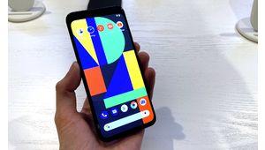 Google Pixel 4/Pixel 4 XL : prise en main de smartphones au charme certain