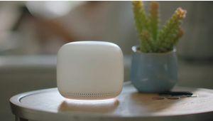 Google Nest Wi-Fi : une fonction assistant, mais pas de Wi-Fi 6