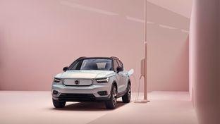 Volvo XC40 Recharge : un SUV électrique de plus de 400 ch et 400 km d'autonomie