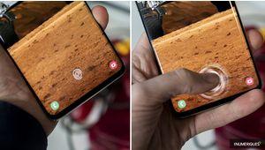 Samsung Galaxy S10 : il est possible de leurrer le capteur d'empreintes avec une coque en silicone