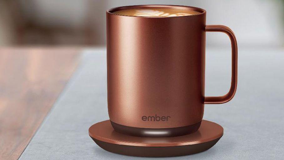 Ember Travel Mug 2 et Ember Mug 2, la nouvelle génération