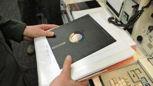 Le centre de commandement nucléaire US a abandonné ses énormes disquettes d'un autre âge