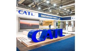 CATL construit sa première usine de batteries en Allemagne