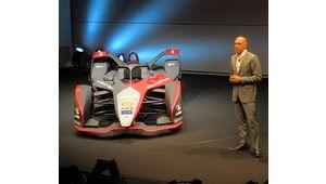 Formula E : Nissan e.dams enfile le kimono pour la saison prochaine
