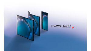 Huawei Mate X : le smartphone pliable officialisé en Chine, l'avenir déjà envisagé avec le Mate Xs