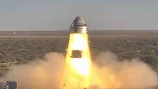 Starliner, le vaisseau spatial de Boeing, a volé pour la première fois