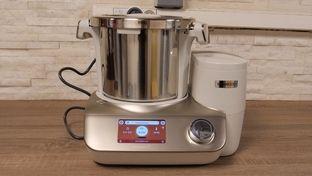 Labo – La connectivité du robot-cuiseur Kenwood CookEasy+