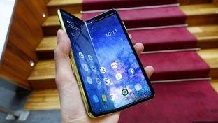 Samsung aurait signé un accord avec un fabricant de verre pliable