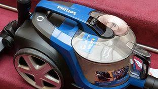 Bon plan – L'aspirateur-traîneau Philips PowerPro Expert à 130 €